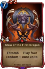 Claw of the First Dragon - Alpha
