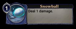 Snowball Token