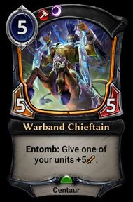 Warband Chieftain