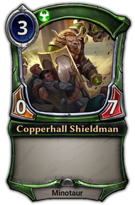 Copperhall Shieldman