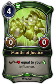 Mantle of Justice