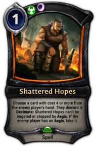 Shattered Hopes