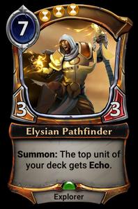 Elysian Pathfinder