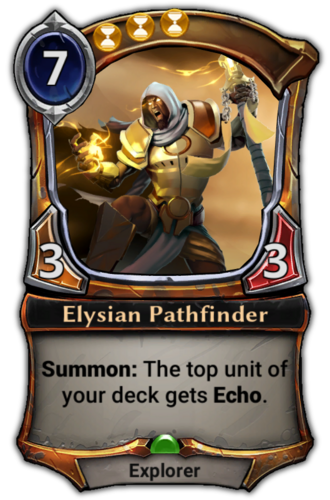 Elysian Pathfinder card