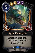 Agile Deathjaw