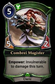 Combrei Magister