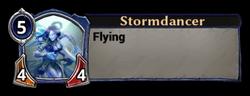 Stormdancer Token