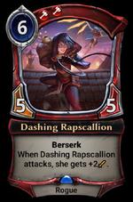 Dashing Rapscallion