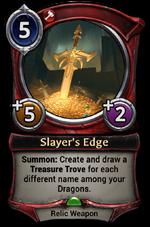 Slayer's Edge