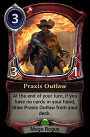Praxis Outlaw