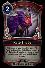 Kato Shade