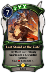 Last Stand at the Gate