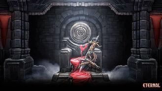 Wallpaper - The Eternal Throne