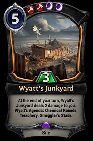 Wyatt's Junkyard