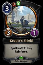 Keeper's Shield