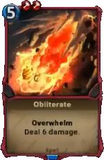 Obliterate Alpha