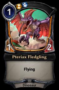 Pteriax Fledgling