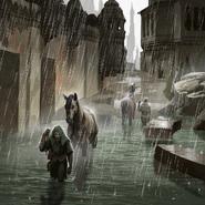 Full Art - Torrential Downpour