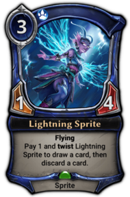 Lightning Sprite