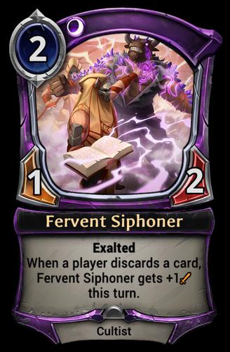 Fervent Siphoner card
