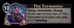 The Tormentor Token