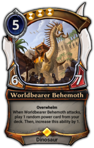 Worldbearer Behemoth