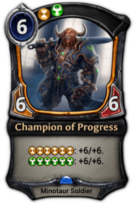 Champion of Progress