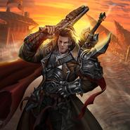 Full Art - Kaleb, Uncrowned Prince