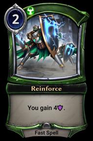 Reinforce
