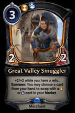 Great Valley Smuggler