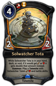 Solwatcher Tota