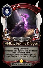 Midias, Leyline Dragon