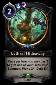 Lethrai Hideaway