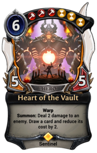 Heart of the Vault