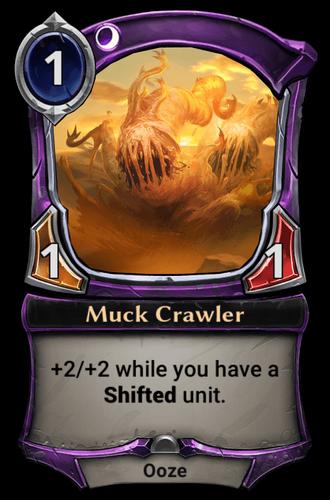 Muck Crawler card