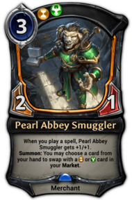 Pearl Abbey Smuggler