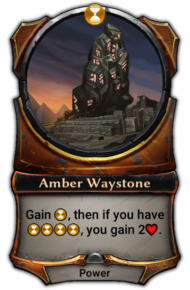 Amber Waystone