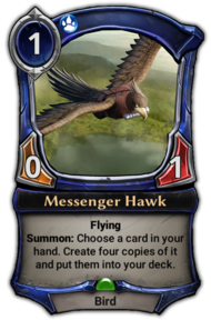 Messenger Hawk