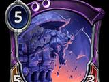 Moonlit Gargoyle