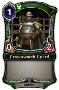 Crownwatch Guard