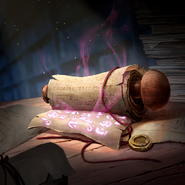 Full Art - Lost Scroll