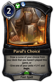 Parul's Choice