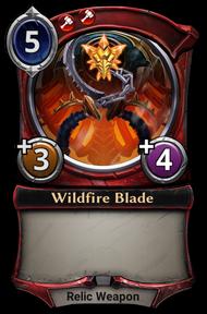 Wildfire Blade