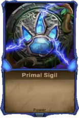 Primal Sigil Alpha