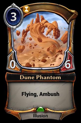 Dune Phantom card