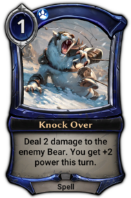 Knock Over