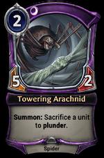 Towering Arachnid