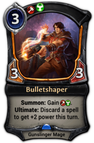 Bulletshaper