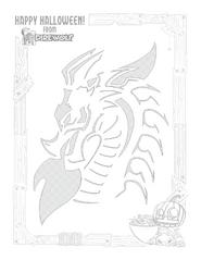 Pumpkin Stencil - Nictotraxian 2