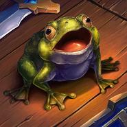 Full Art - Frog